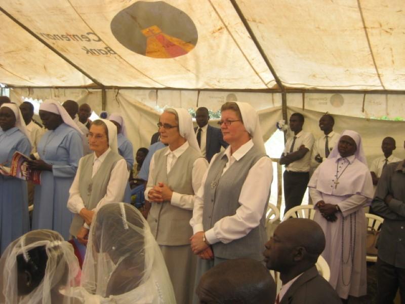 Uganda - sudjelovanje na srebrnom jubileju župe Abim