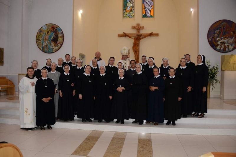 50 godina djelovanja sestara u župi Vitez