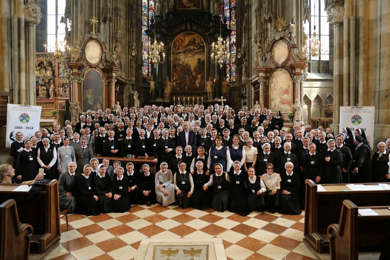 Proslava 150. obljetnice osnutka Družbe u Beču-euharistijsko slavlje i prigodno predavanje (I. dan)