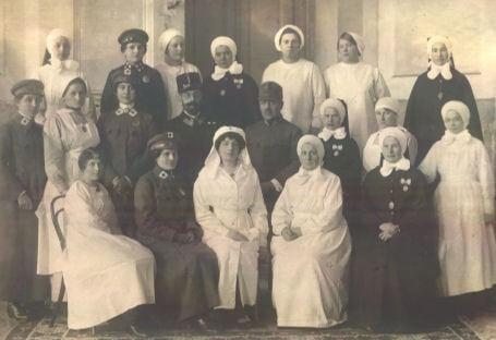 Sarajevo - bolnica (1914.-1918.)
