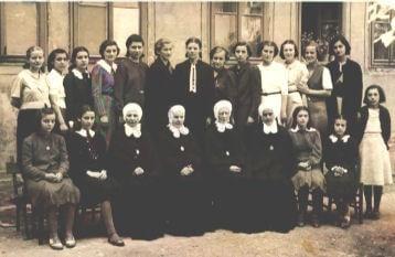Sarajevo - zavod sv. josipa, graYanska Ykola (1935.)