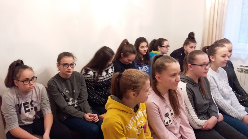 Duhovni susret za djevojke u Bistrici