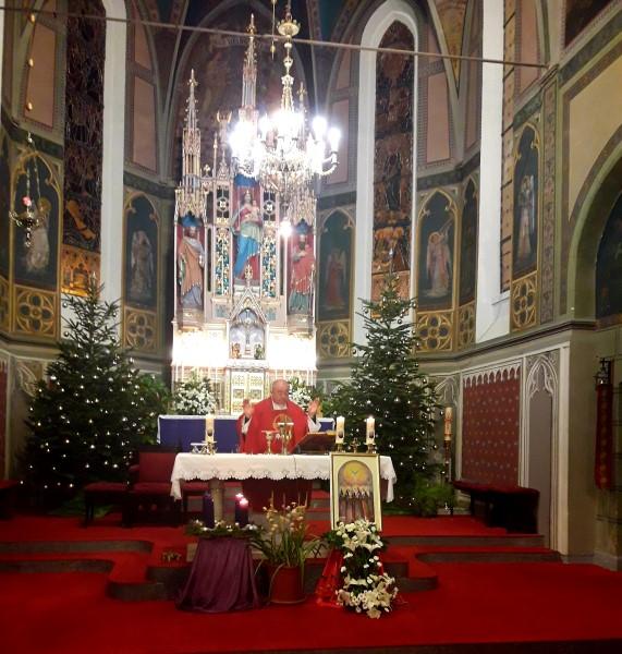 Proslava spomendana blaženih Drinskih mučenica u Granešini