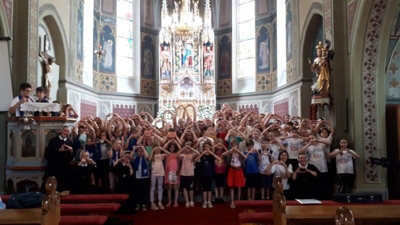 Susret dječjih zborova u Granešini