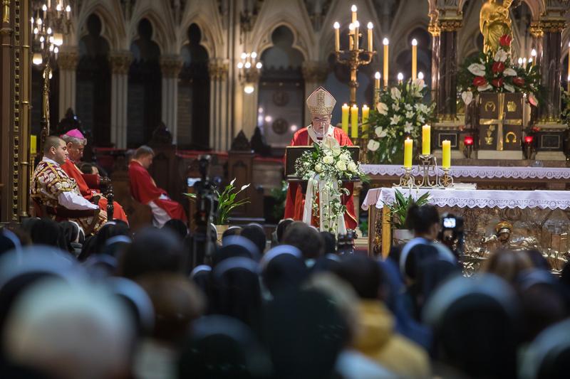 Kardinal Bozanić predvodio euharistijsko slavlje proslave stote obljetnice osnutka Provincije