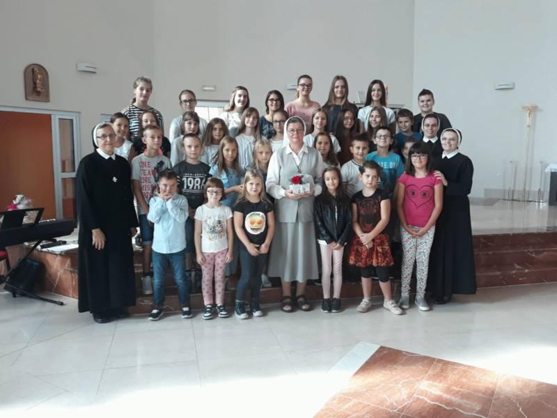 Misionarka s. Vedrana Ljubić svjedočila u zaprešićkoj župi