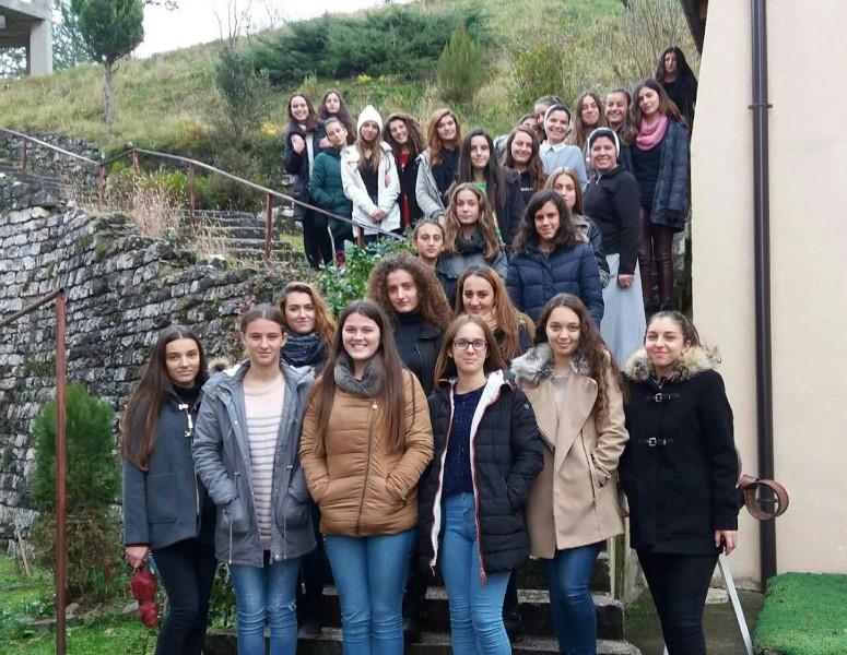 U Binču održan susret za djevojke