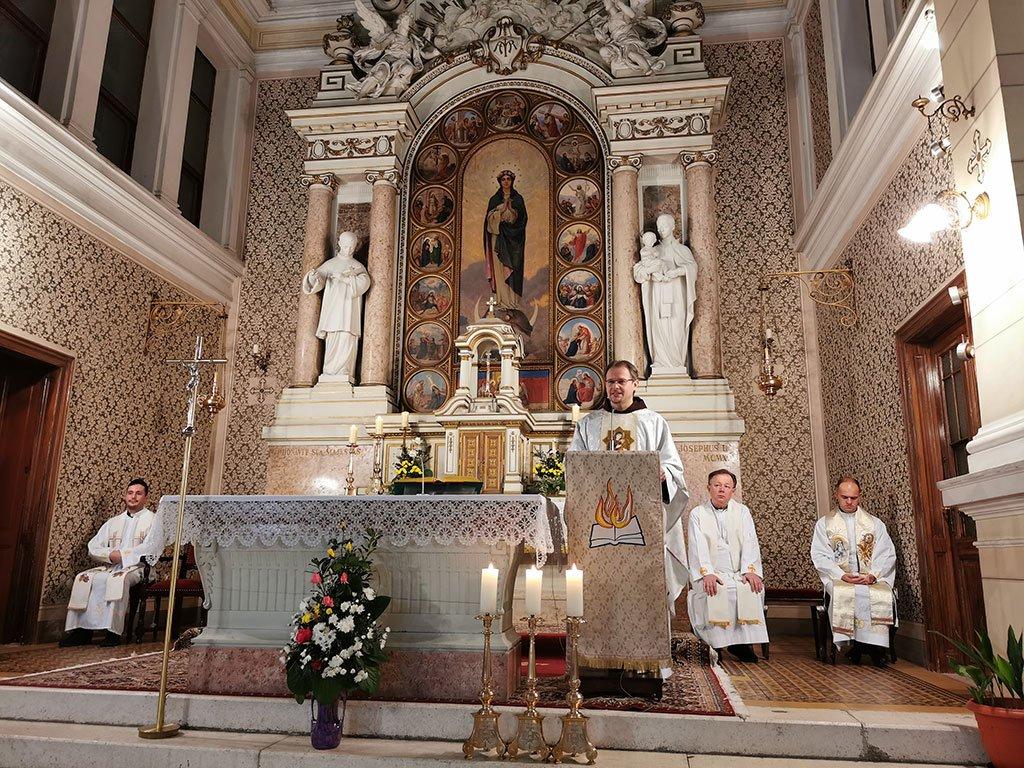 Proslavljen patron crkve Kraljice Sv. Krunice