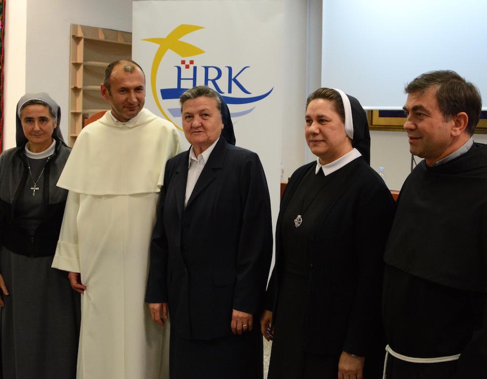Izabrano novo vodstvo Hrvatske redovničke konferencije