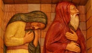 Dva molitvena stava