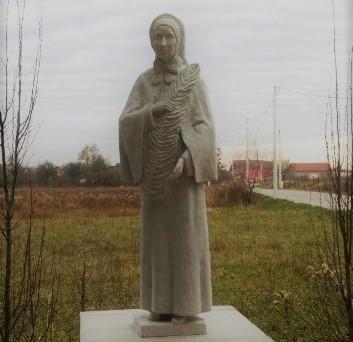 Sisak - novi kip blažene s. Jule Ivanišević