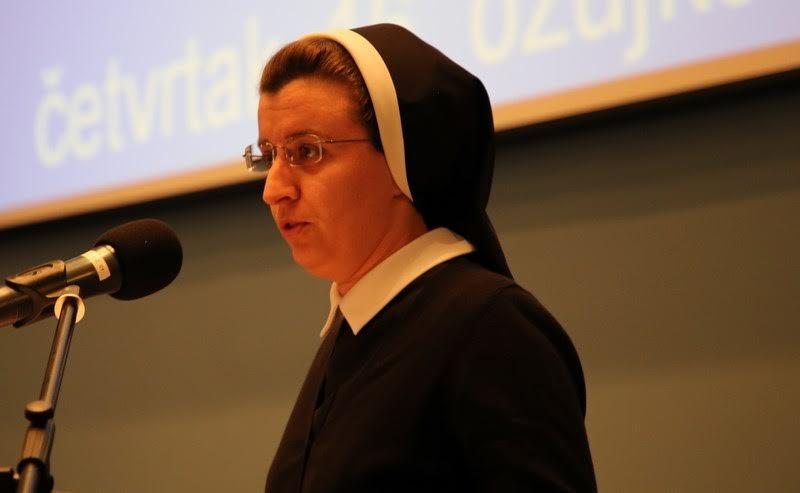 s. M. Tea Barnjak - svjedočanstvo o sudjelovanju na Drugoj sinodi Zagrebačke nadbiskupije