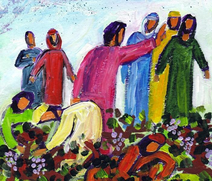Prispodoba o vinogradu - Božja ljubav i čovjekova sloboda