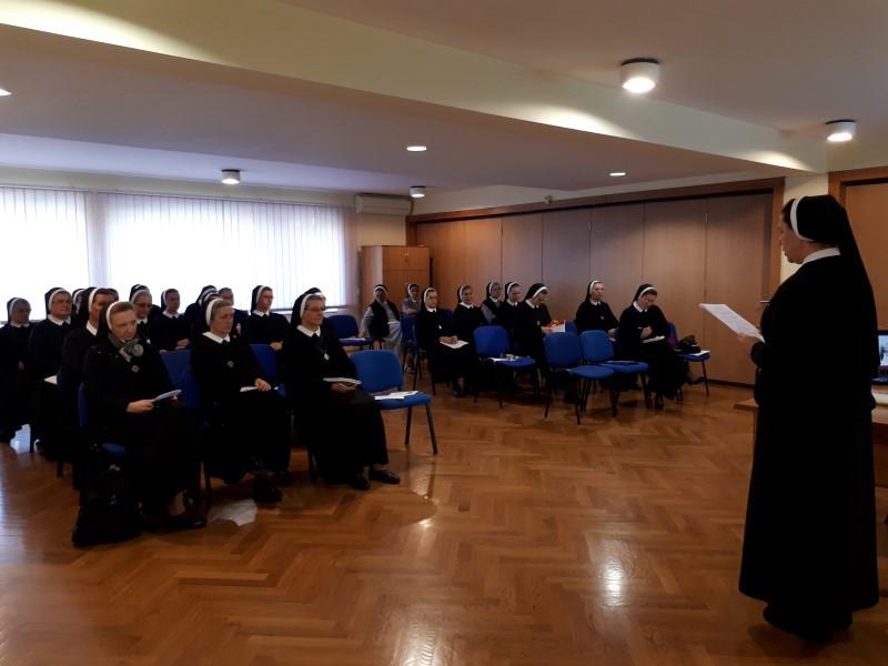 Održan susret Provincijalne uprave i članica provincijskih povjerenstava