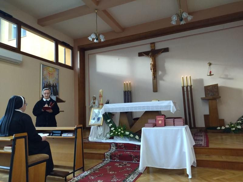 Zahvalno sjećanje na Majku Franzisku Lechner i svečana predaja obnovljenih Konstitucija