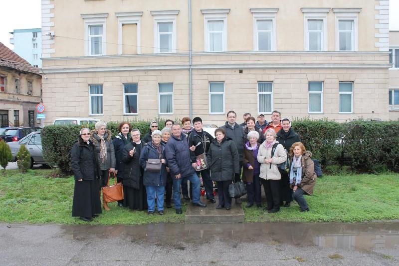 Vjernici sarajevskih župa hodočastili na Pale i u Goražde