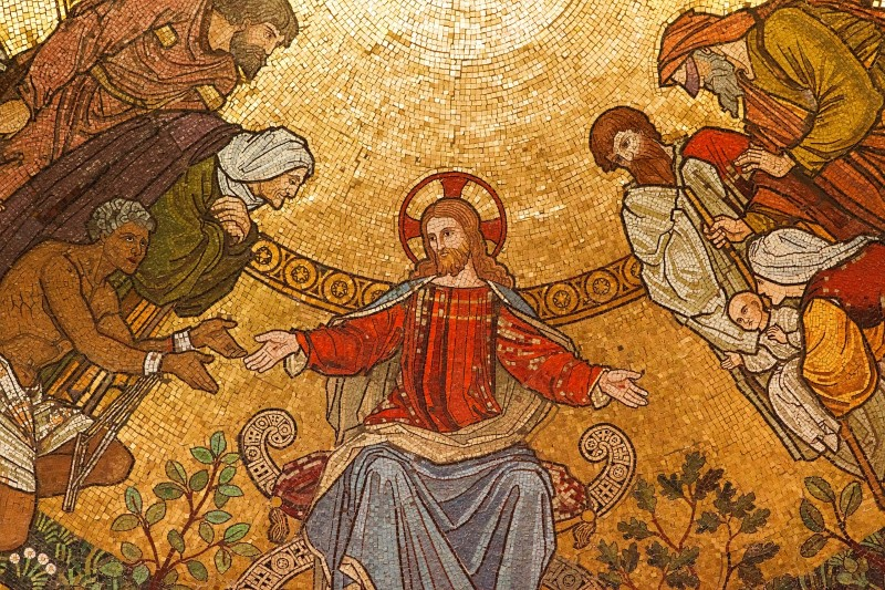 Isus Krist - neobičan Kralj