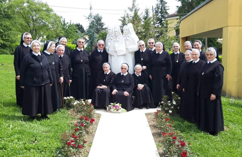 Zahvala za hod u Božjoj providnosti - susret za starije članice Provincije