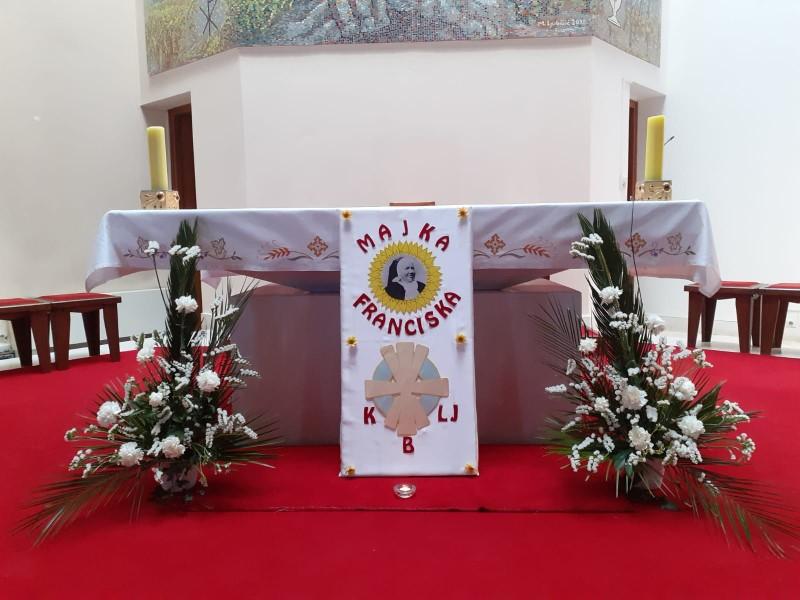 U Zadru svečano obilježen smrtni dan Utemeljiteljice Družbe