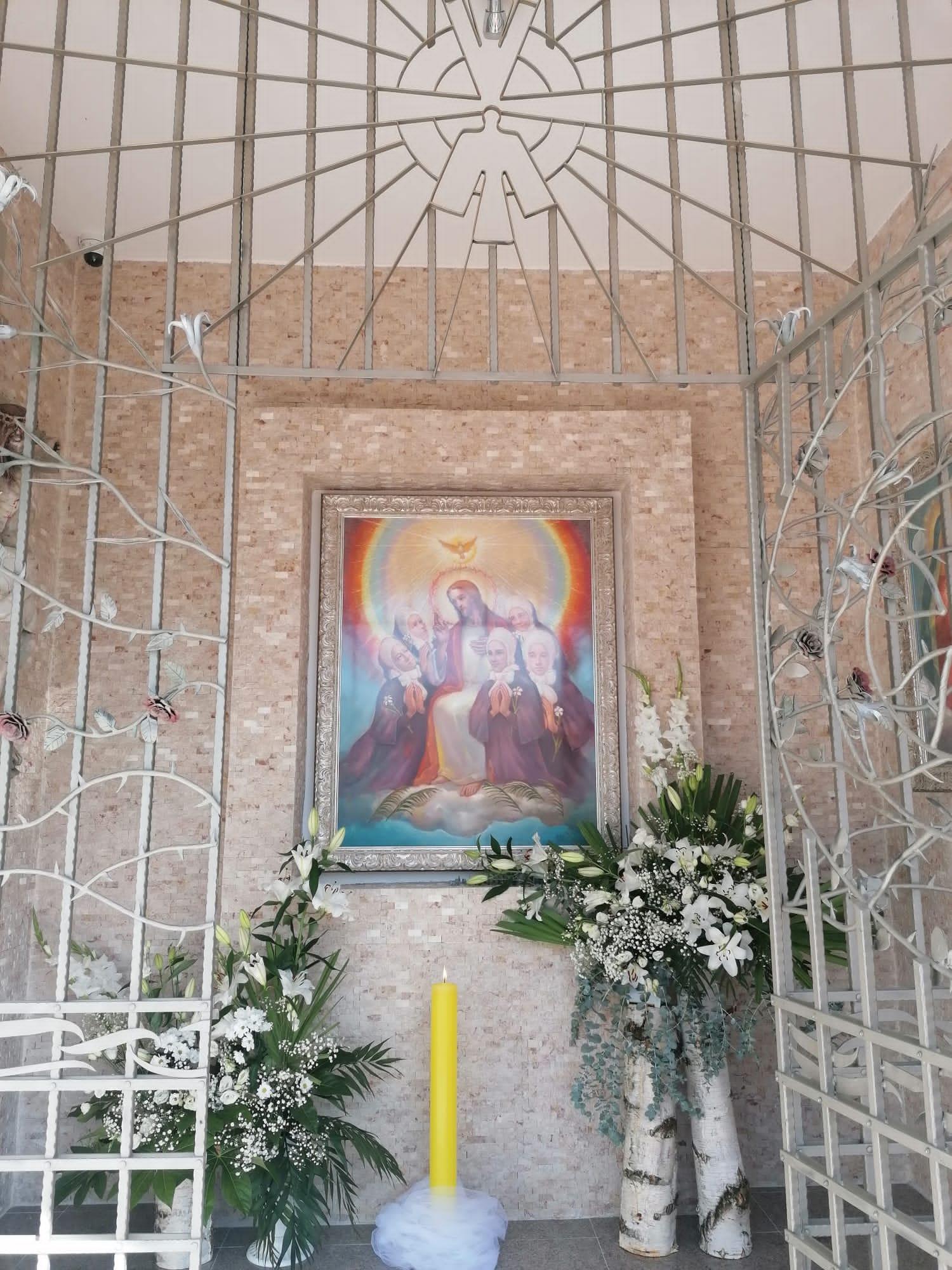 Blagoslov zavjetne kapelice i trga blaženih Drinskih mučenica