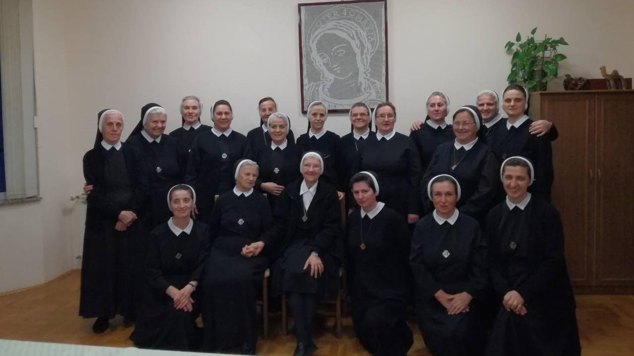 Zajednički susret Vrhovne glavarice i sestara u Novom Travniku