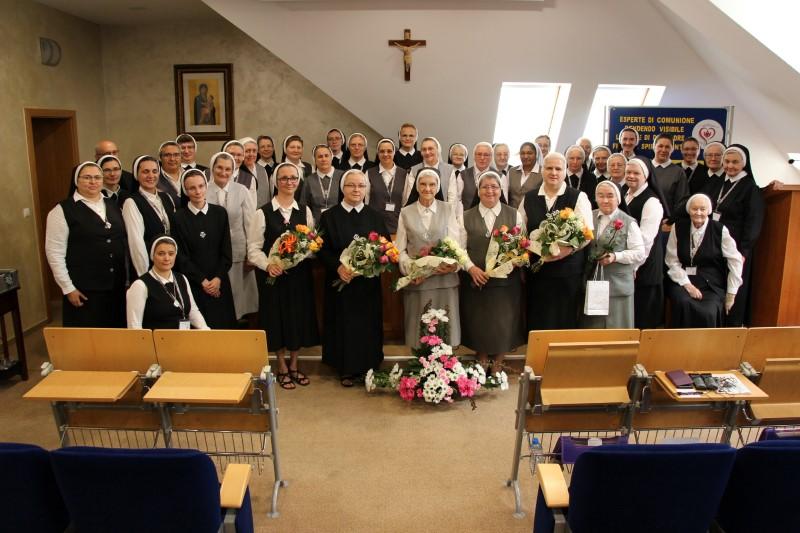 NOVA VRHOVNA UPRAVA DRUŽBE KĆERI BOŽJE LJUBAVI