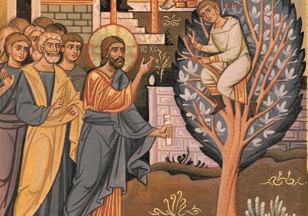 Susret Isusa i Zakeja - istinsko traženje vodi obraćenju