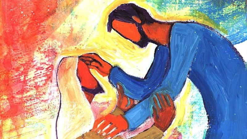 Isus i gubavac