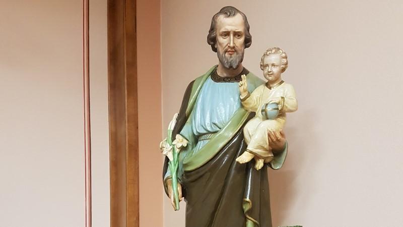 Proslava sv. Josipa u samostanu u Granešini