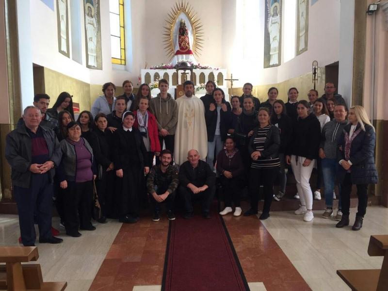 Molitveno hodočašće u svetište Gospe Letničke
