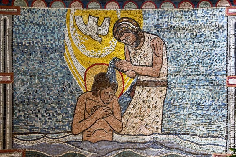 Krštenje - prekretnica i poveznica Isusova života