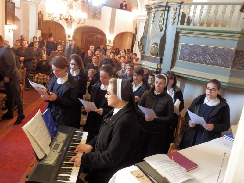 Posjet župi sv. Mihovila Arkanđela u Miholcu