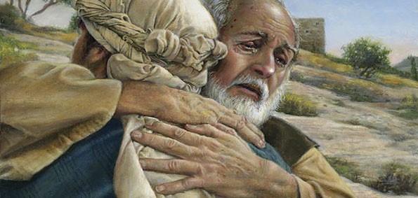 »Ustat ću i poći k ocu svome…«