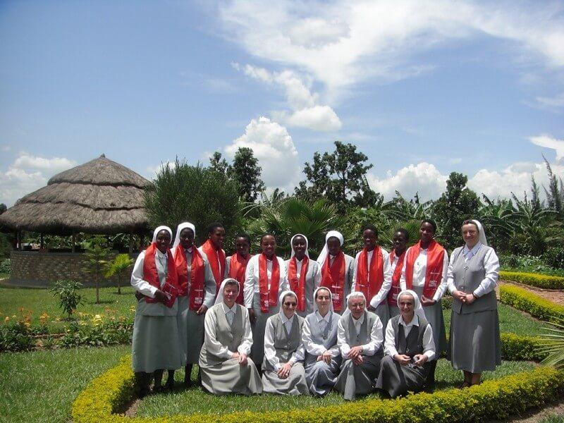 Djelovanje u Ugandi