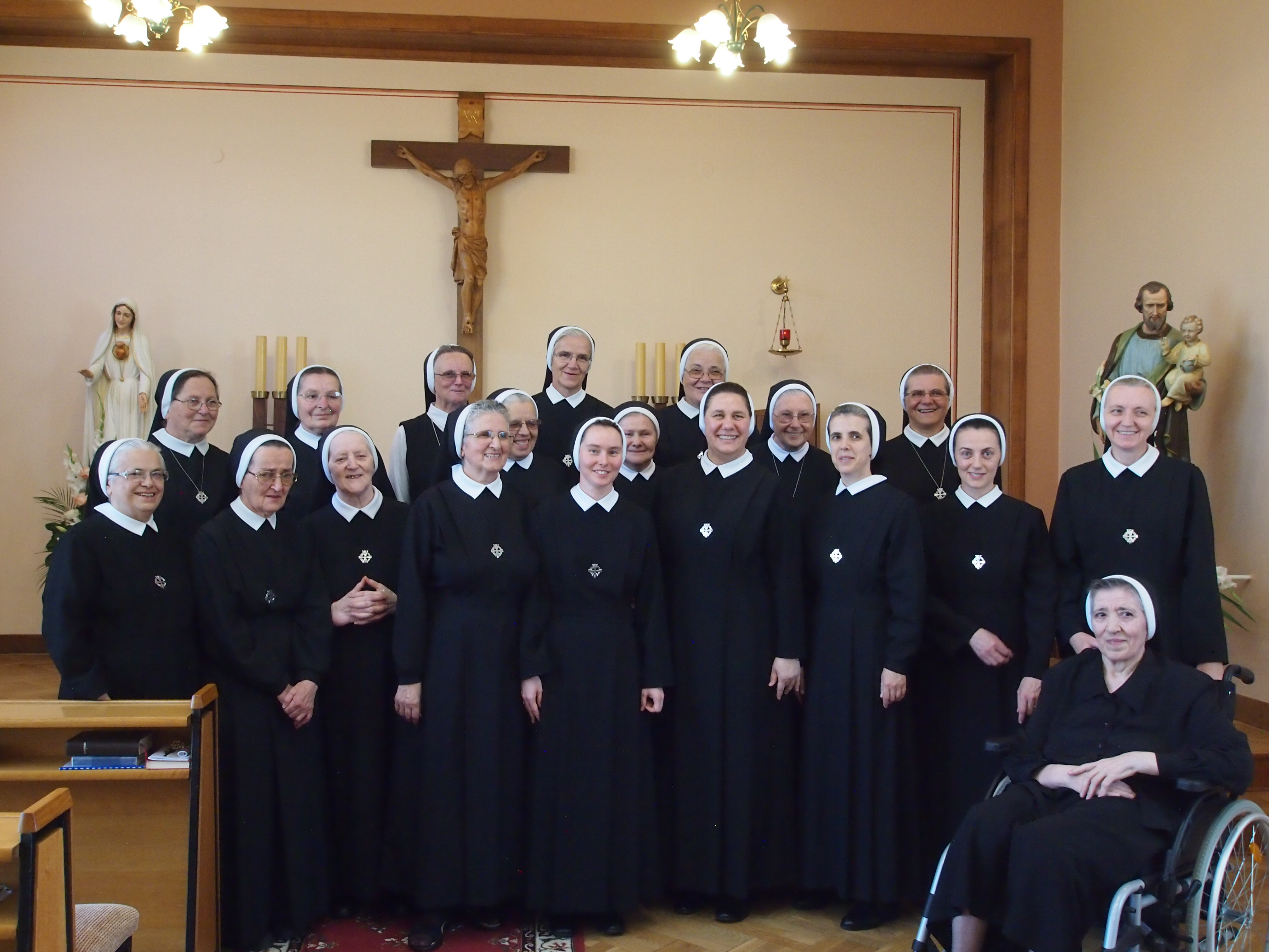 Polaganje doživotnih zavjeta i proslava redovničkih jubileja