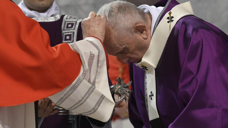 Poruka pape Franje za korizmu 2021.