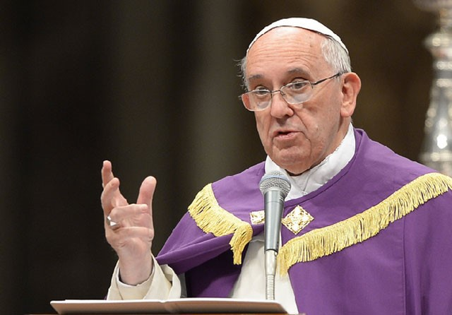 Poruka pape Franje za korizmu 2019.