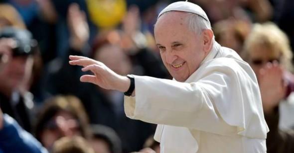 Papa Franjo na jubilejskoj audijenciji: Ljubav je konkretno služenje (12. ožujka 2016.)