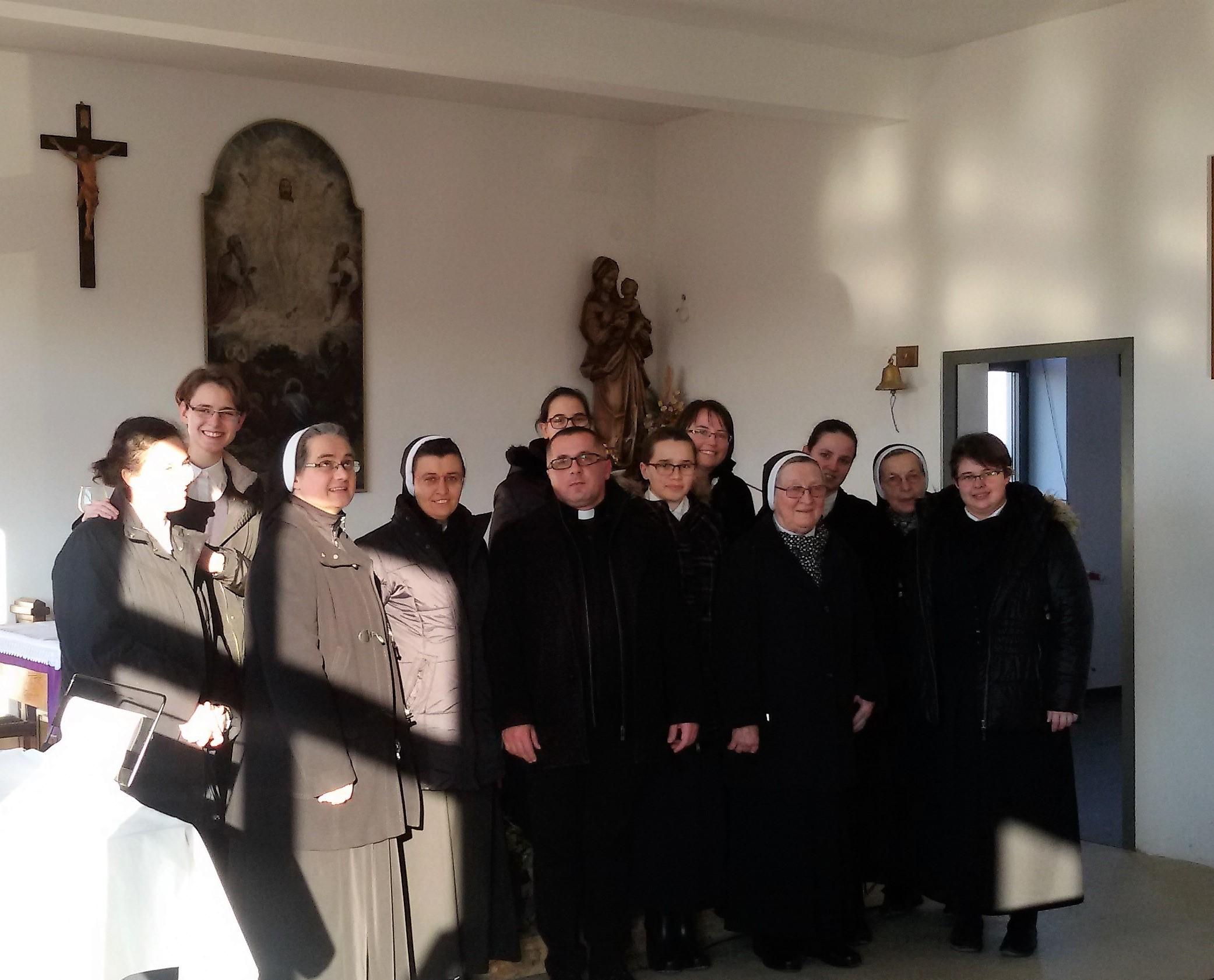 Gostovale smo u župi Preobraženja Gospodnjeg u Petrinji