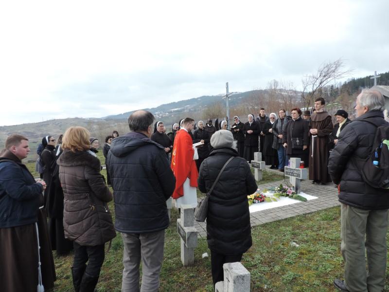 U Sarajevu obilježena 128. obljetnica smrti s. Luke Liengitz