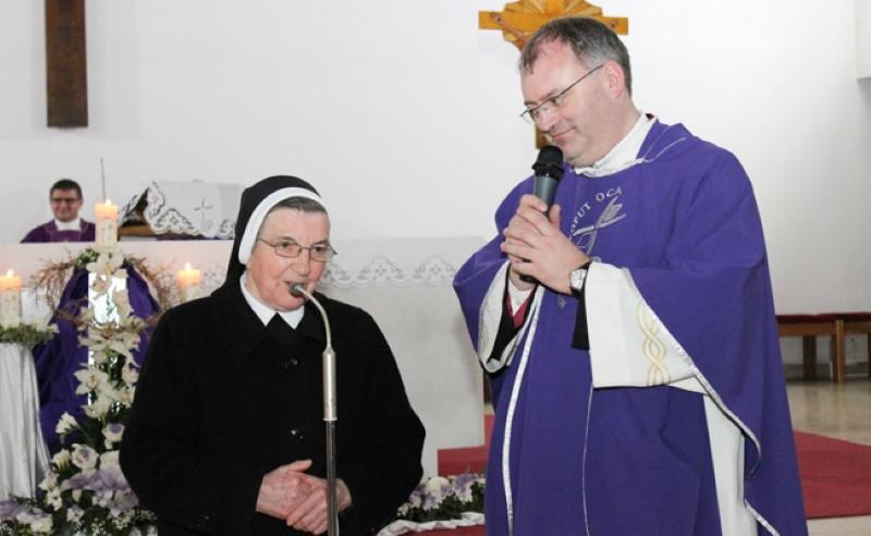 Dugogodišnja Josipova službenica proslavila rođendan u Svetištu