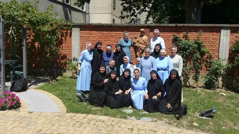 Zajednica u Novoj vesi ugostila sestre iz Ukrajine