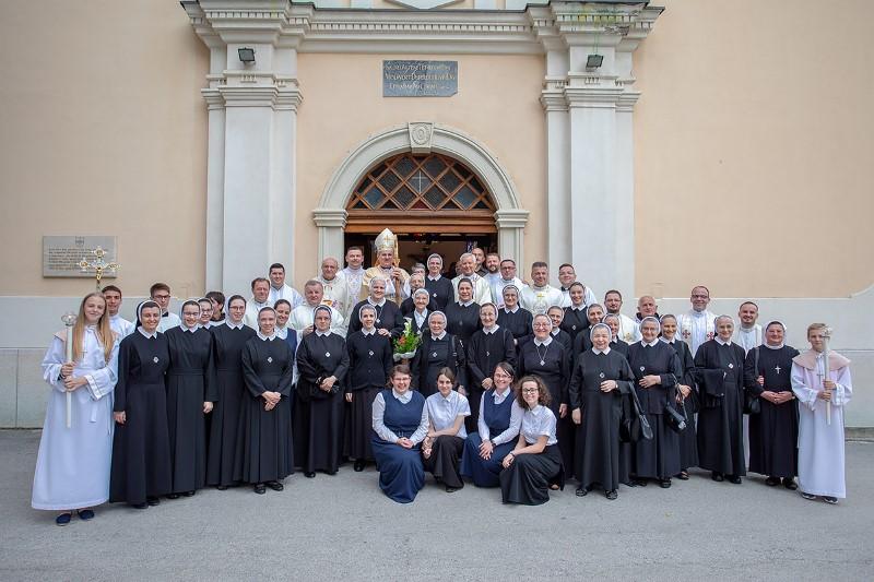 Proslavljeno 90 godina djelovanja sestara u Petrinji