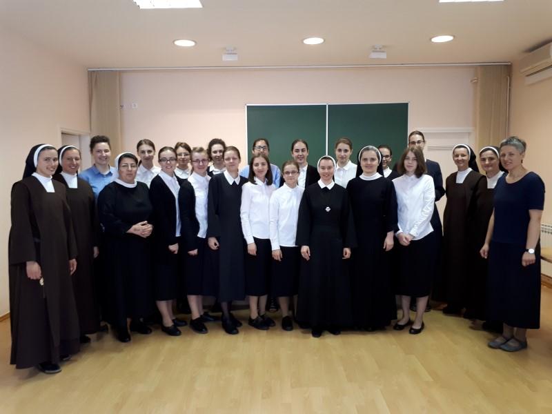 """""""Redovnički zavjeti danas"""" - I. dio seminara"""