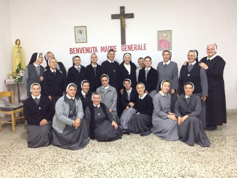 Kanonska vizitacija u zajednicama u Albaniji