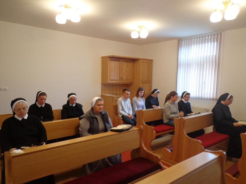 """U Križevcima održana duhovna obnova za mlade pod nazivom """"24 sata s Isusom"""""""