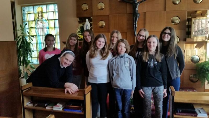 U samostanu u Novoj vesi održan vikend susret za djevojke