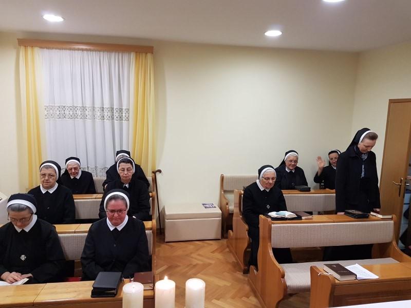 Slavlje sv. Stjepana u samostanu Majke Božje Divne na Marjanu