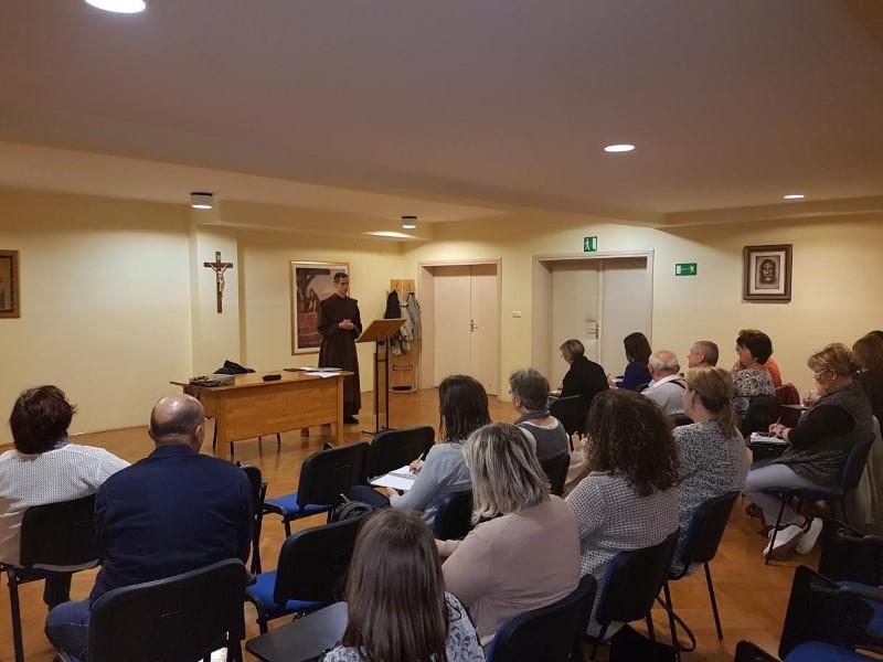 Formativni susret Suradnika Božje ljubavi