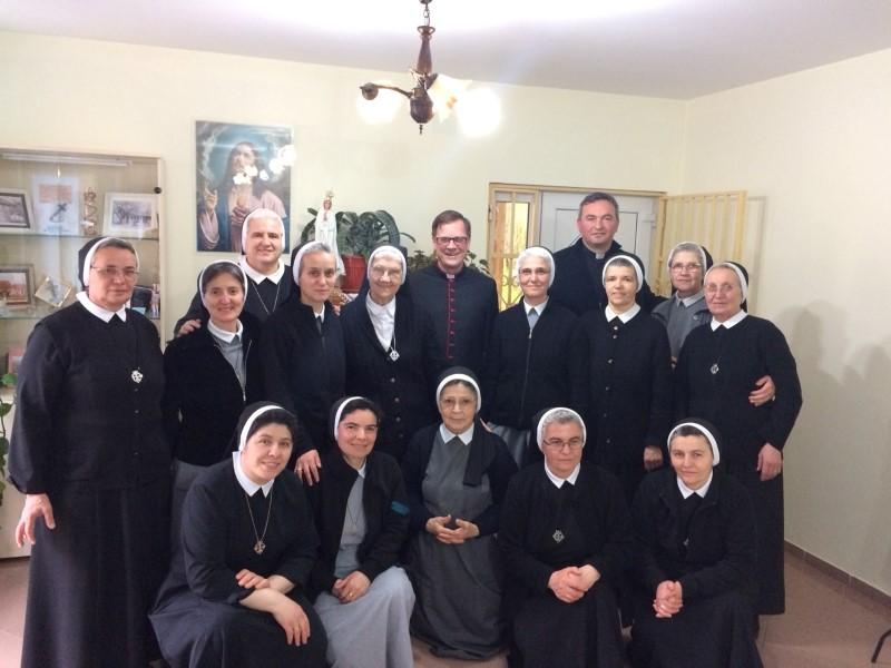 Kanonska vizitacija u zajednicama na Kosovu
